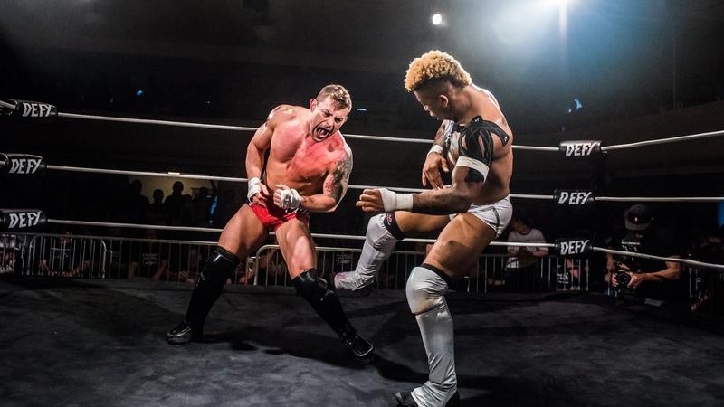 Lio Rush vs. Davey Richards (Feature Match Friday - DEFY Wrestling)