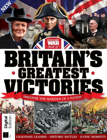 History or War Britain's Greatest Victories