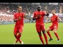 Sadio Mané copying Celebration from Teammates