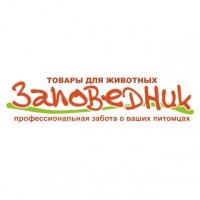 Сеть зоомагазинов Заповедник-logo