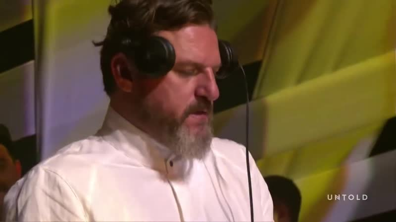 Solomun @ Live at Untold Festival 2019 Galaxy Stage