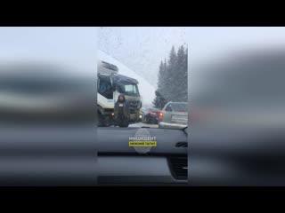 ДТП на Свердловском шоссе