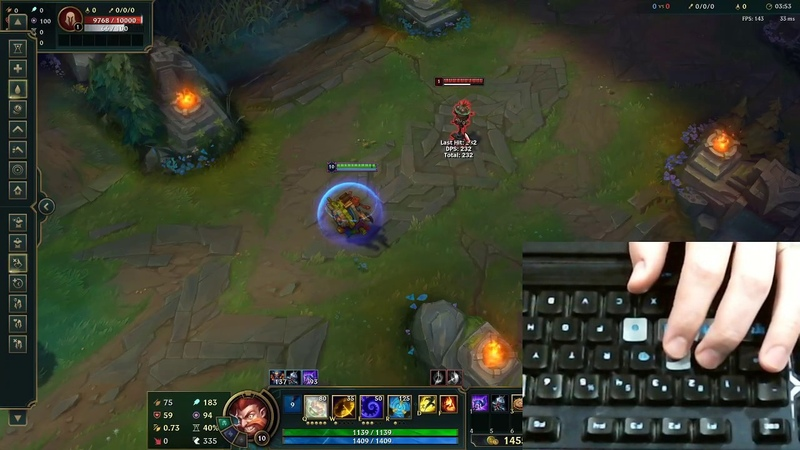 Zilean QQW works Not a typo