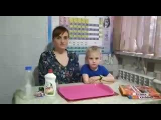 Акция #сидим_дома Эксперименты  на кухне. Выпуск 4