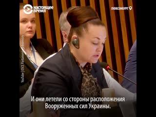 """Депутат Госдумы из космоса """"видела"""", как рвались снаряды на Донбассе"""