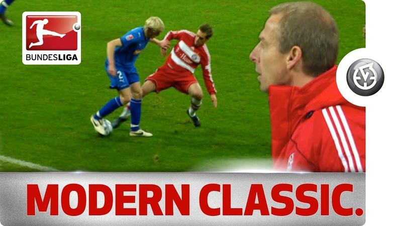 Lahm Toni Ibisevic Star in a Classic FC Bayern München vs 1899 Hoffenheim