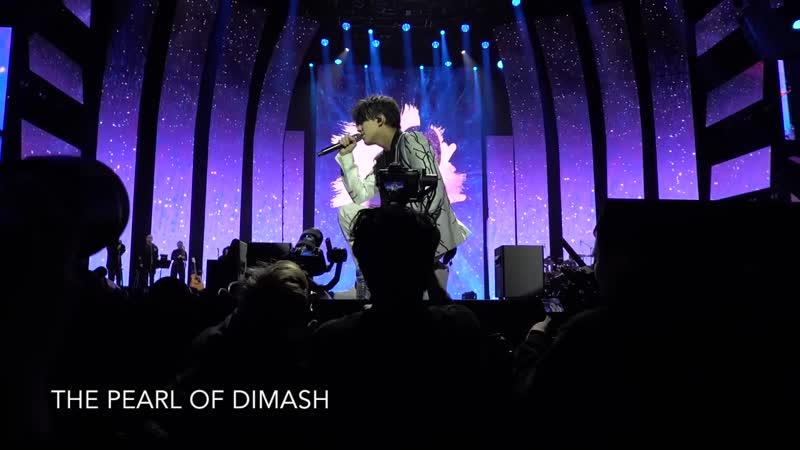Димаш Кудайберген S. O. S. Концерт в Нью Йорке 10.12. 2019г.