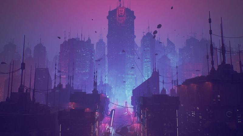 Shortwire Slipstream Chris Keya Remix Synthwave Cyberpunk