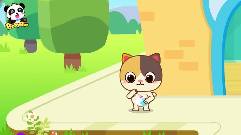 Baby Panda Loves Bubble Bath Bath Song Nursery Rhymes Kids Songs Baby So