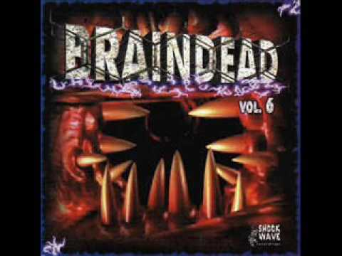 BRAINDEAD 6 FULL ALBUM 70 53 MIN HARDCORE GABBER SPEEDCORE HD HQ HIGH QUALITY 1999
