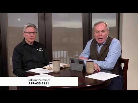 Andrews Live Bible Study Humility - Richard Van Winkle - December 31, 2019