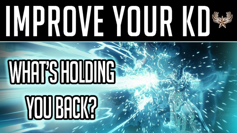 Tips to improve KD What's holding you back