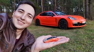 Почему ПОРШЕ, а не BMW и Мерседес? ВЫБОРА НЕТ! Есть Porsche Panamera и ВСЕ ОСТАЛЬНЫЕ!