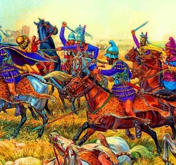 Атака македонян