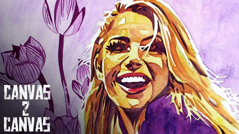 Video@alexablissdaily Alexa Bliss closes out the decade blissfully WWE Canvas 2 Canvas