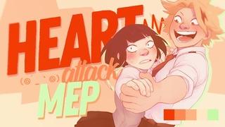 [ BFT ◑ ] Heart Attack! Valentines Multifandom MEP