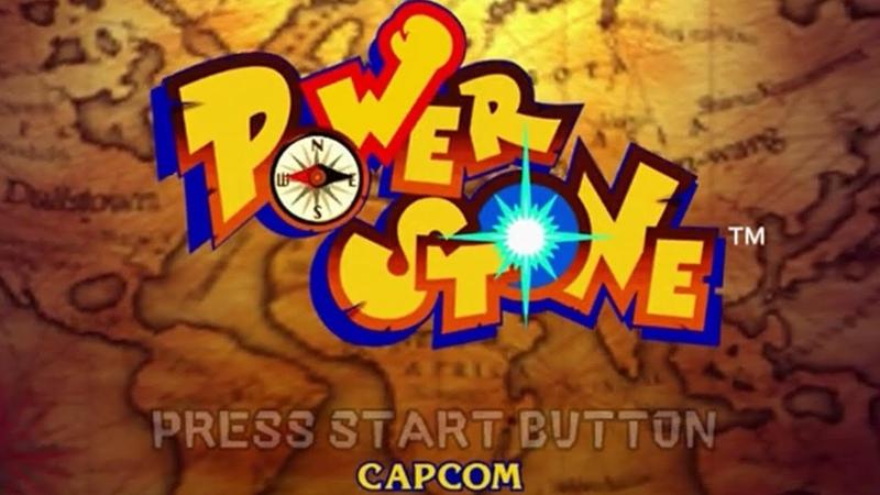 Power Stone (Dreamcast)【Longplay】
