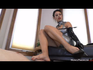 mistress tangent - steel stiletto session 2