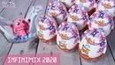 НОВЫЕ 🎀 Infinimix 🐙 для девочек Kinder НОВИНКА 2020 Киндер Сюрприз JOY