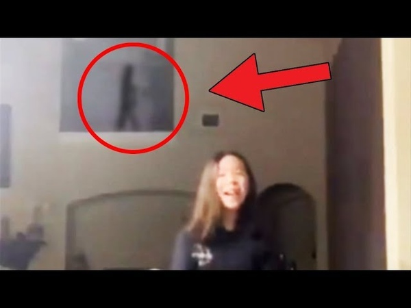 7 Spooky Paranormal Events That Were Caught On Camera!