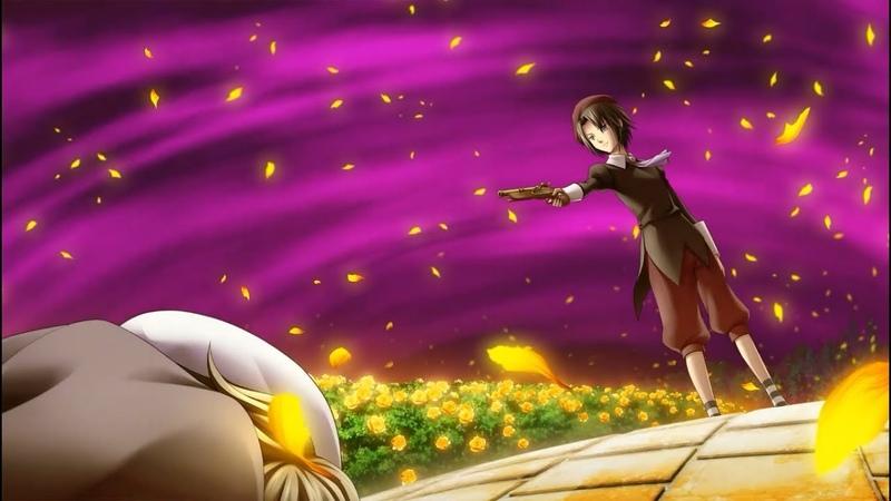 Umineko Naku Koro Ni Chiru 6-ой эпизод 17-ая глава | Avon [Novel Reaction]
