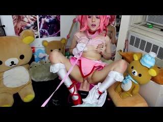 Lana Rain - Madoka Uses Her Body To Save Her Friends  [throat, b
