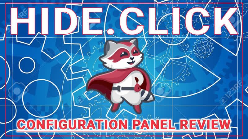 🛡️ New configuration panel новая панель статистики