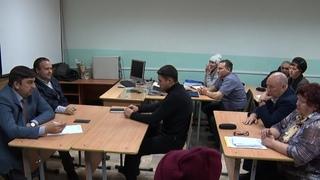Глава округа Максим Пекарский провел встречу с Советом района метзавода