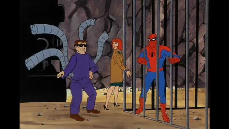 1x01a Spider Man Настоящий Человек Паук 1967 1970 Володарский