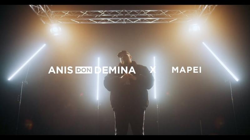 Anis Don Demina För stora för den här stan feat Mapei CLEAN VERSION