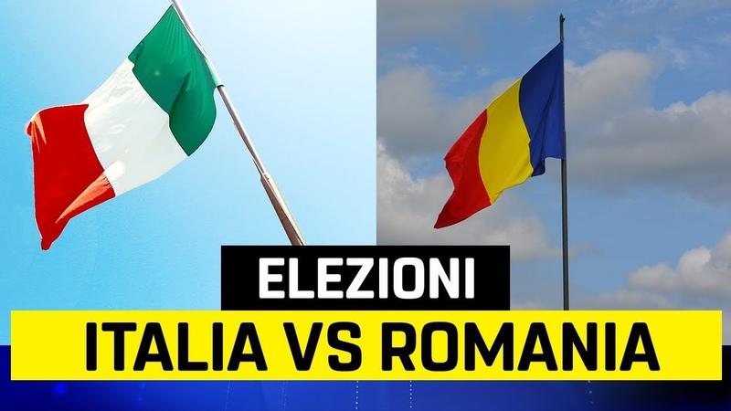 Elezioni: Italia VS Romania. Cosa ne pensate?