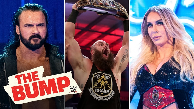 My1 WrestleMania Sunday preview show WWE's The Bump April 5 2020