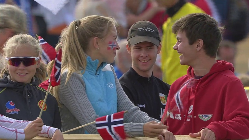 2019 Nokian Tyres World Orienteering Championships highlights Long Distance