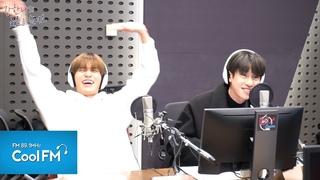 200112 @  Donghyun & Daehwi at KBS Cool FM Kang Hanna's Volume Up Radio