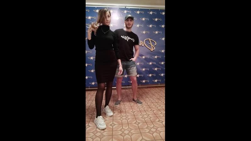 МЕРЕНГЕ в Самаре   Денис Новиков и Анастасия Павленко   Оставайся дома   DANCE and LIVE   Самара   2020
