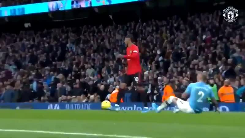 Rashfords physicality is so underrated