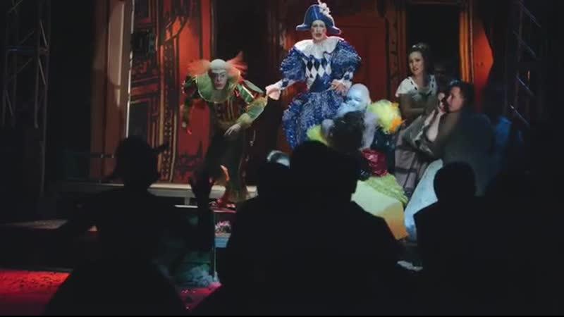Опера Паяцы в НОВАТе
