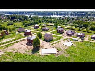 Фундаменты для каменных коттеджей в Ярославле