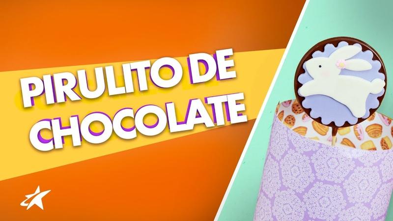 Pirulito de Chocolate com Manu Severo