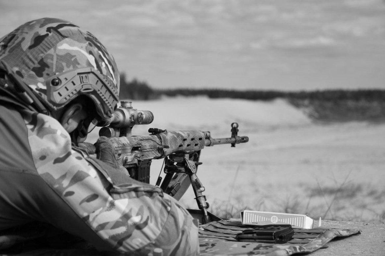 Снайпер ВСУ произвел обстрел окон донецкой школы