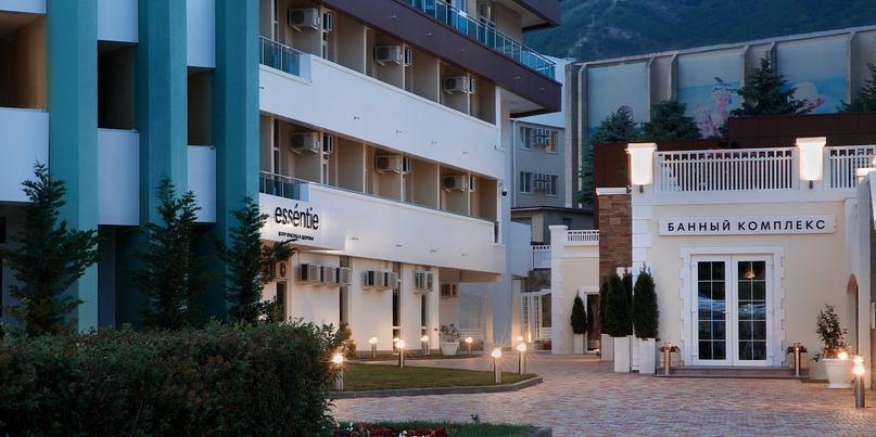 Отельная жемчужина Геленджика — Alean Family Resort & SPA Biarritz 4*, изображение №5