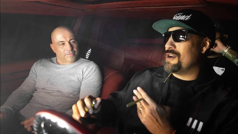 Джо Роган Улетает в Smoke Box часть 1 из 2 PAPALAM