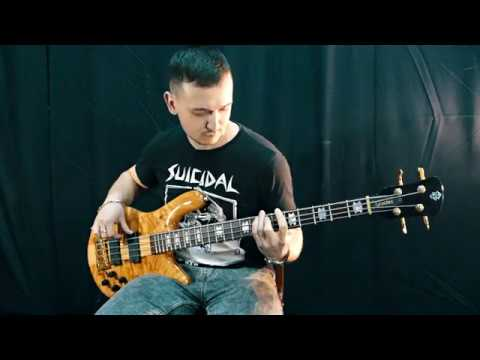 The Black Dahlia Murder - Kings Of The Nightworld (Bass Cover)