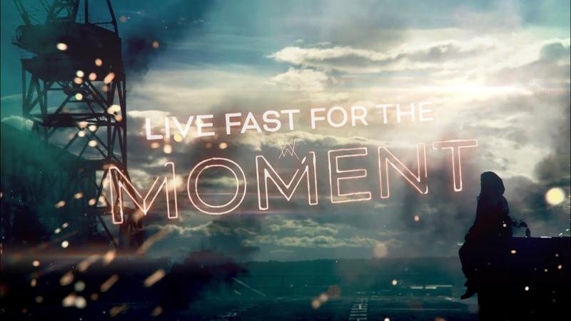 Alan Walker x A$AP Rocky Live Fast PUBGM Lyric Video