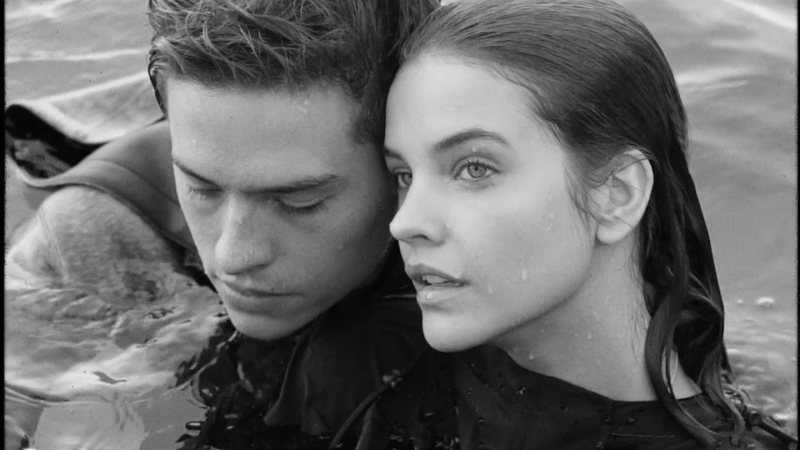 SS20 THE KOOPLES CAMPAIGN STARRING BARBARA PALVIN DYLAN SPROUSE PART 1