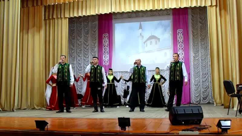Открытие IX регионального фестиваля крымскотатарской культуры Ички нагъмелери в Советском районе