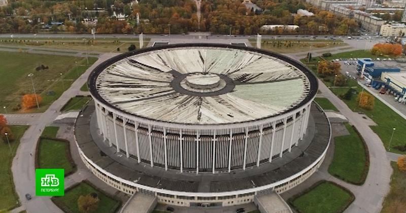 На месте СКК «Петербургский» появится современная ледовая арена