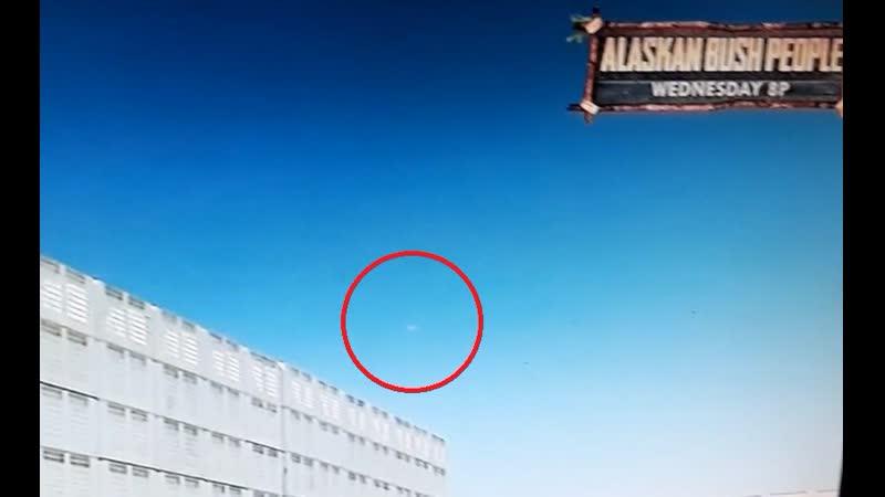 НЛО попал в выпуск передачи Аляска Семья из леса