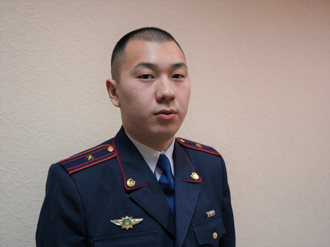 Назначен заместитель начальника отдела полиции