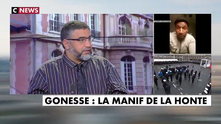 L'imam Abdelali Mamoun compare les appels au meurtre présents dans le coran et la violence de la Marseillaise